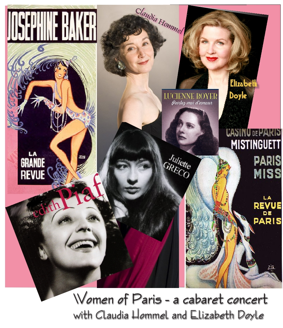 <i>Women of Paris</i>