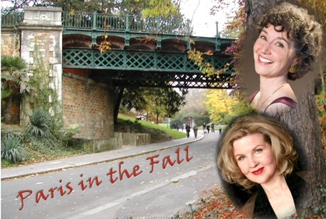 Paris in the Fall, with Elizabeth Doyle